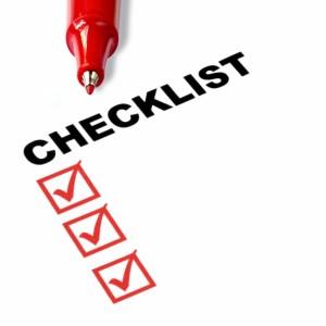 Life Insurance Checklist, CJB Insurance